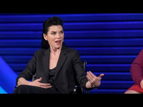 Julianna Margulies: 'Women are roaring with rage'