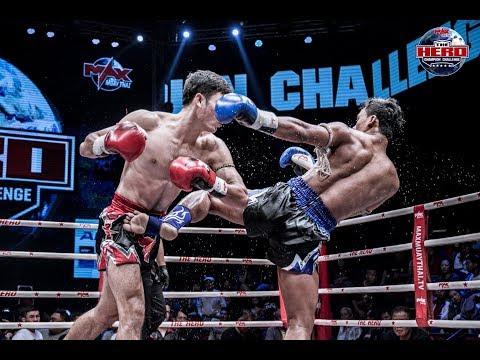 THE HERO CHAMPION CHALLENGE - วันที่ 29 Dec 2018