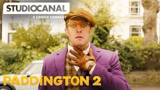 PADDINGTON 2 - Phoenix Buchanan/Hugh Grant Featurette