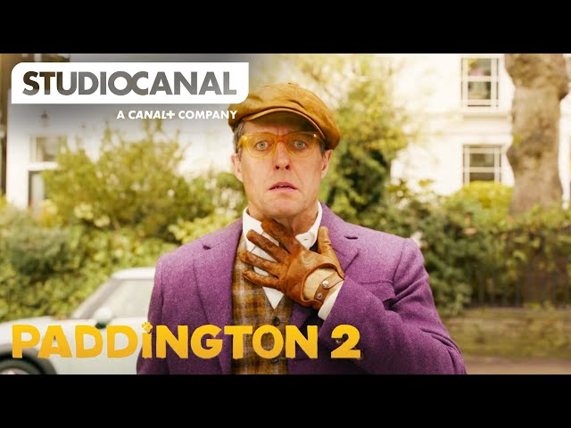 PADDINGTON 2 - Phoenix Buchanan (Hugh Grant) - Featurette