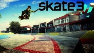 Skate 3 | Vidéo Casse Gueule | Je suis Accompagné... :D | TehxBaby