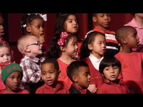 Jefferson Parkway Elementary School Christmas Concert - Kindergarten