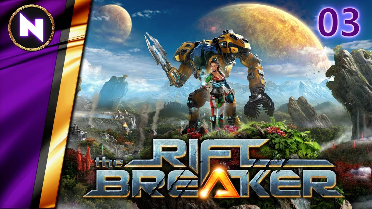 OVERWHELMING FINAL WAVES; WILL WE SURVIVE? | The Riftbreaker | 03 | Lets Try