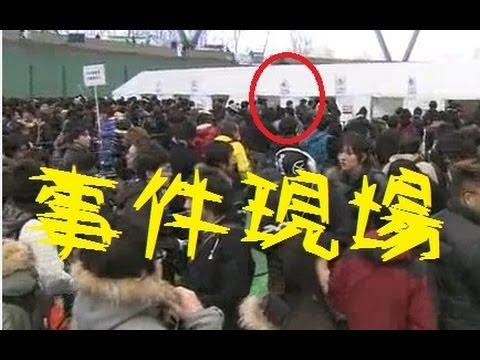 【極秘入手】AKB襲撃事件握手会現場6番ブースと梅田悟が川栄李奈と入山杏奈にノコギリで襲い掛かった動機