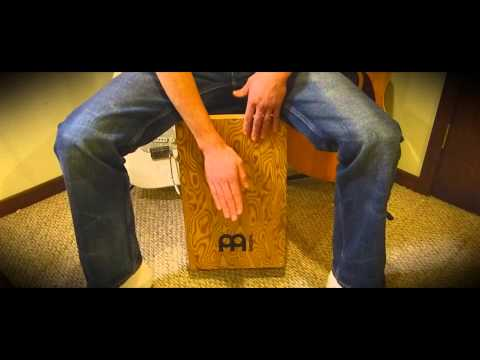 Taylor Swift - I Knew You Were Trouble (Cajon Cover)