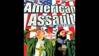 Tistle Tain- Tes Uno & dj Raedawn as the American Assault
