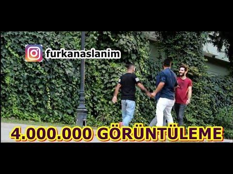 Adana'da Dik Dik Bakma Şakası (KAVGA ÇIKTI!!!!)