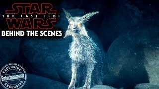 Star Wars The Last Jedi Behind The Scenes Footage Revealed! Vulptex Details