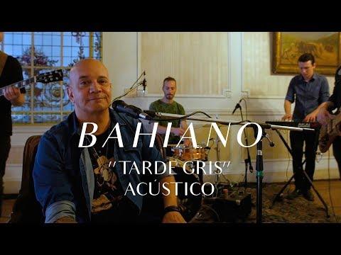 Bahiano - Tarde Gris (CMTV Acústico)