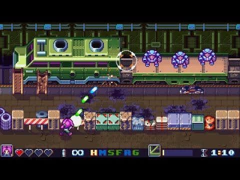 Bot Vice (PC Indie) - El regreso del 'Gallery Shooter' - Análisis