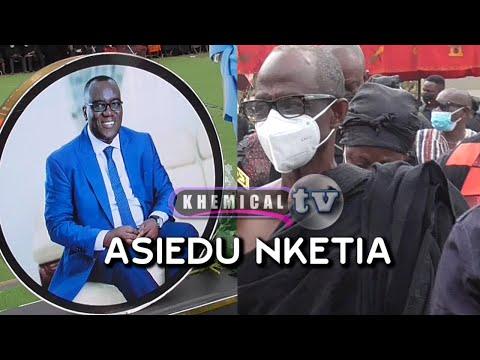 Download SIR JOHN....ASIEDU NKETIA SHED TEARS