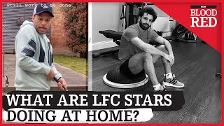How Liverpool Players are Spending Time Away From Football (Part 3) | Salah, Oxlade-Chamberlain