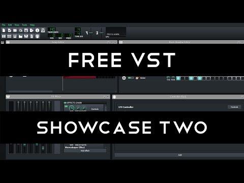 Free VST Showcase 2