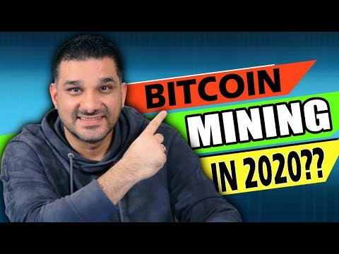 Bitcoin Mining In 2020? Two Awesome Giveaways - Over 15K
