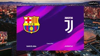 FC BARCELONA VS JUVENTUS CF - Full Match & Penalty Shootout - Gameplay PC