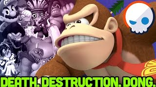 DK Theory: The Great Ape War  |  Gnoggin X Treesicle