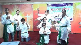 NTPC Solapur Nukkad Natak for swatch Bharat campai