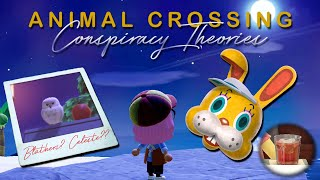 Animal Crossing's Wild World of Conspiracy Theories
