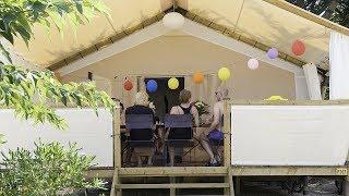 Camping Campéole Les Amis de la plage - Camping au Bois-Plage sur l'Île de Ré en Charente-Maritime