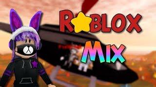 Roblox Mix #202-jailbreak, sobrevivência de desastres naturais e muito mais!