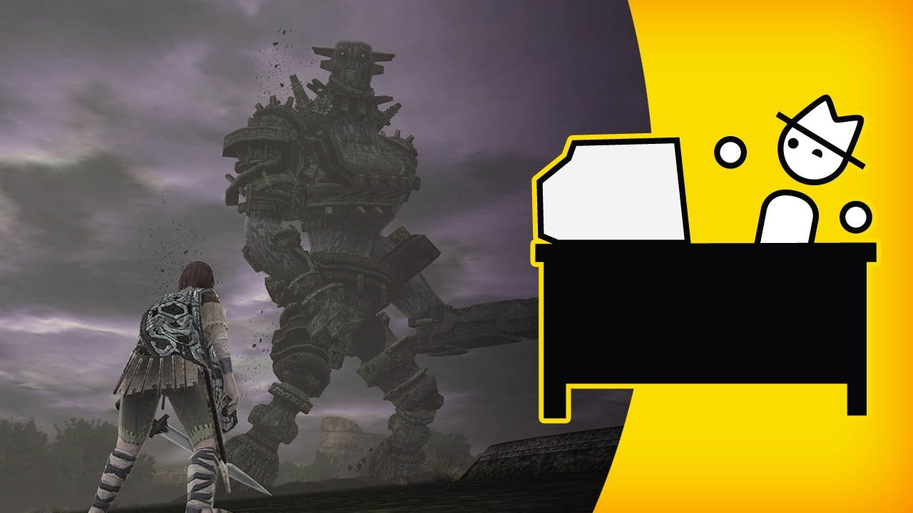 SHADOW OF THE COLOSSUS (Zero Punctuation) (Video Game Video Review)