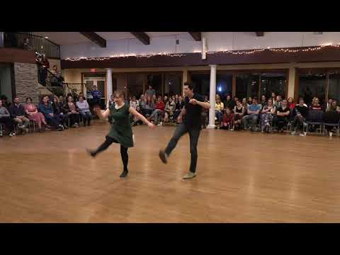 """""""Boogie Woogie Bugle Boy"""" 3rd Place Swing Dance   Christendom College Swing & Waltz Competition"""