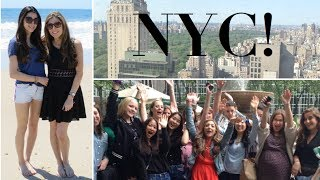 NEW YORK + The Hamptons VLOG! | Amelia Liana