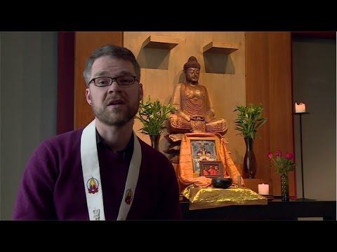 Dublin Buddhist Centre on RTE 1 Television - 'The Balance of Being'