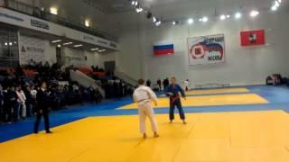 первенство Москвы по дзюдо, борьба за 3-е место. 18.01.14
