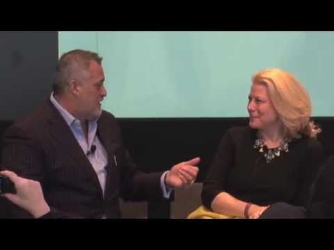 Jeffrey Hayzlett C-Suite Panel at Bloomberg Social Media Week