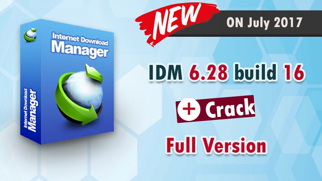 idm 6.28 build 16 with crack