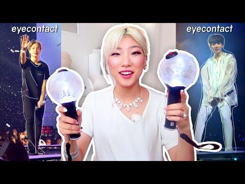 BTS LOVE YOUSELF WORLD TOUR - Farthest Seat VS Closest GA Standing (EXPERIENCE COMPARISON)