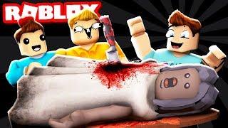NOUS KILLED GRANNY IN ROBLOX! Fuyez l'installation de grand-mère! (Roblox Granny)