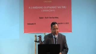 ZOMI CZBC Crusade Part 6, Sia. Mung Tawng (April 12, 2015)