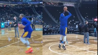DeMarcus Cousins Gets Ready For NBA Return & Warriors Debut!