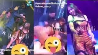 Terbaru Pamela Duo Serigala dan Dinar Candy Goyang Parah Banget