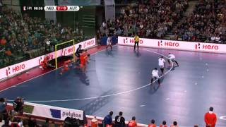 Netherlands vs Austria - FINAL Highlights Men's Indoor Hockey World Cup 2015 Germany