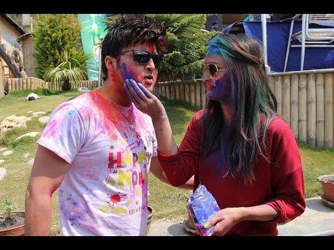 Cine Artists Holi || Tv Filmy || Red Studio || Village Studio || कलाकारको होली
