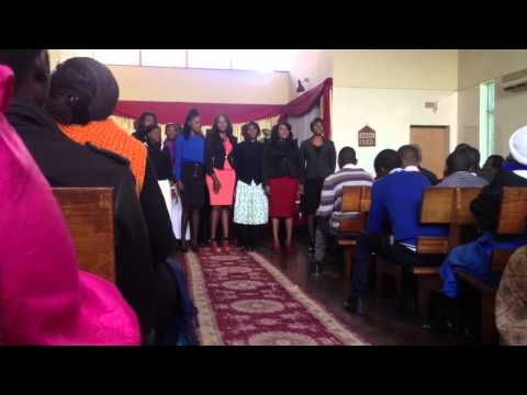 Lusaka Central Youth Choir