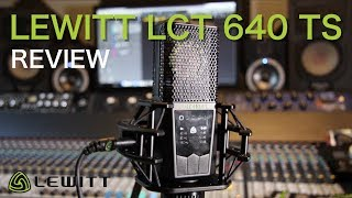 LEWITT LCT 640 TS on Acoustic Guitar | Review