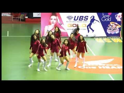 SMAN 3 Teladan   UBS Dance 2017