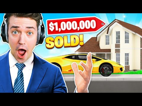 I BOUGHT A NEW HOUSE! (The Game Of Life)