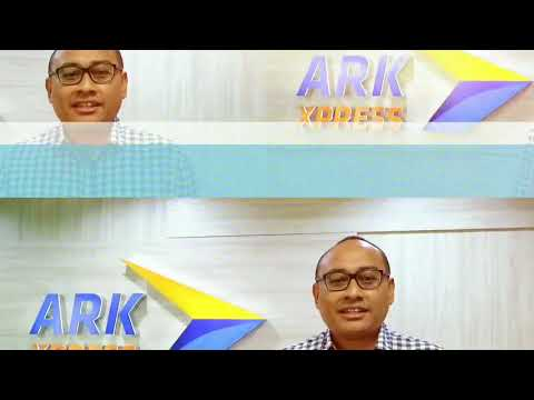 Congratulations Message from ARK Xpress