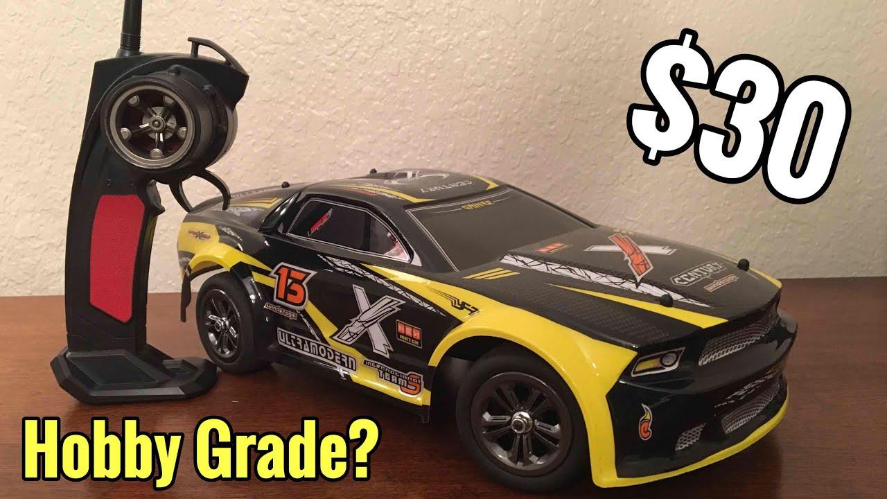 Hobby grade rc cars