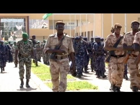UN gives ECOWAS green light to move into Mali
