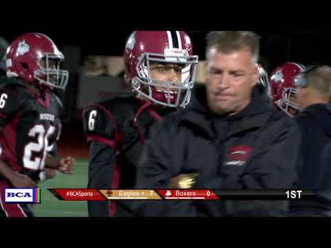 BHS Football vs Boston College High School 9-28-18