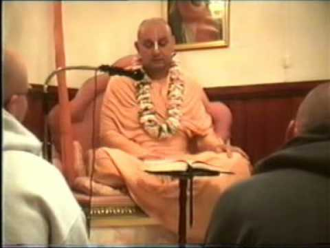September 3d, 1995 - Śrīmad-Bhāgavatam 7.6.17-18 - Stockholm, Sweden