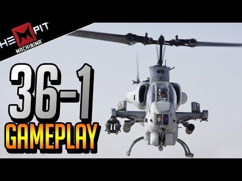 BF3 Gulf of Oman CQ 36-1 / Quebrando os Americanos