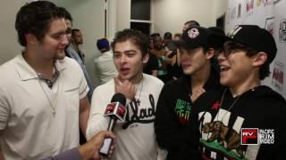 Ochoa Boyz talk Muscle, Music, Vlado Footwear, Fatell and More at Fatells release party