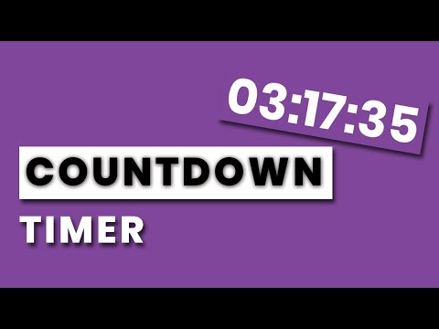 Countdown Timer using Jquery | Jquery Plugins Tutorial